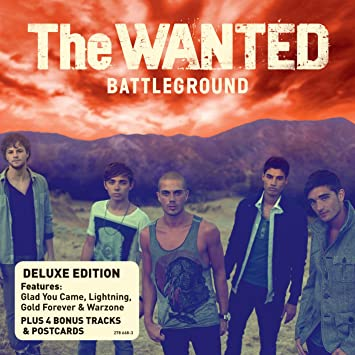 cd the wanted battleground