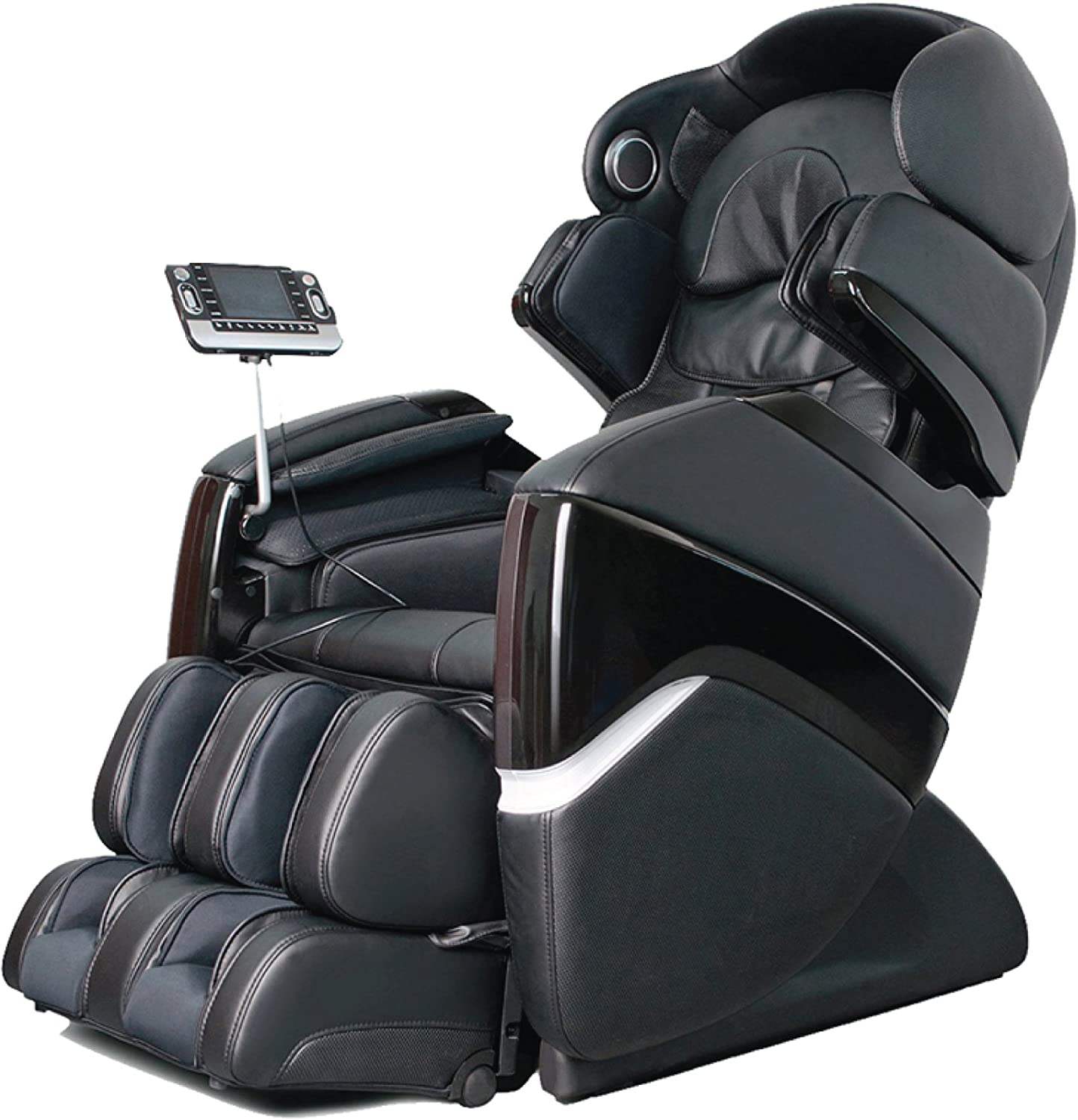 OSAKI OS-3D PRO Cyber Zero Gravity Heated Massage Chair, Black
