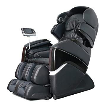 Osaki OS 3D Pro Cyber Zero Gravity Massage Chair, Black, Evolved 3D Massage  Technology