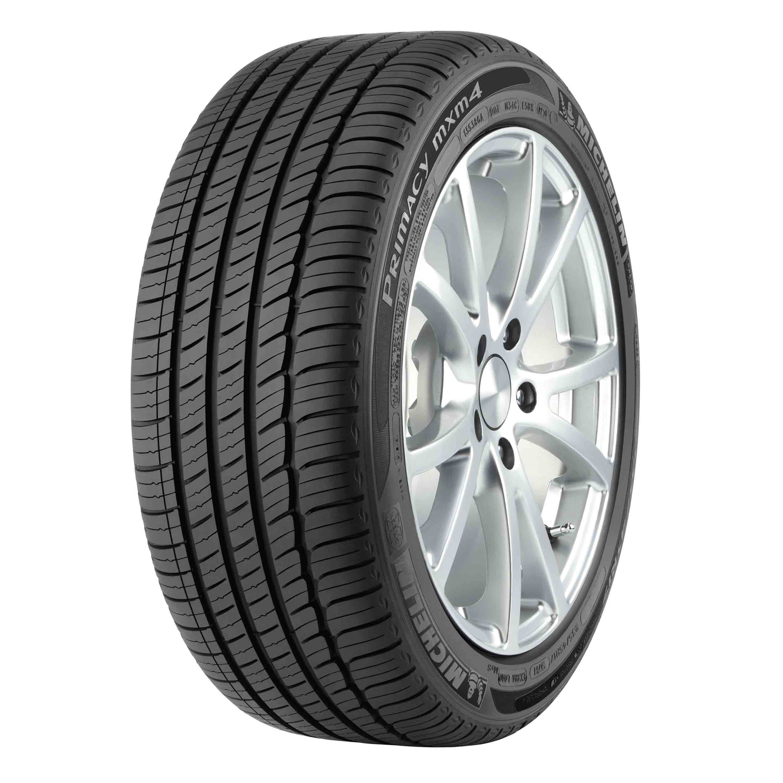 Michelin Primacy MXM4 Touring Radial Tire - P225/45R18 91V by Michelin