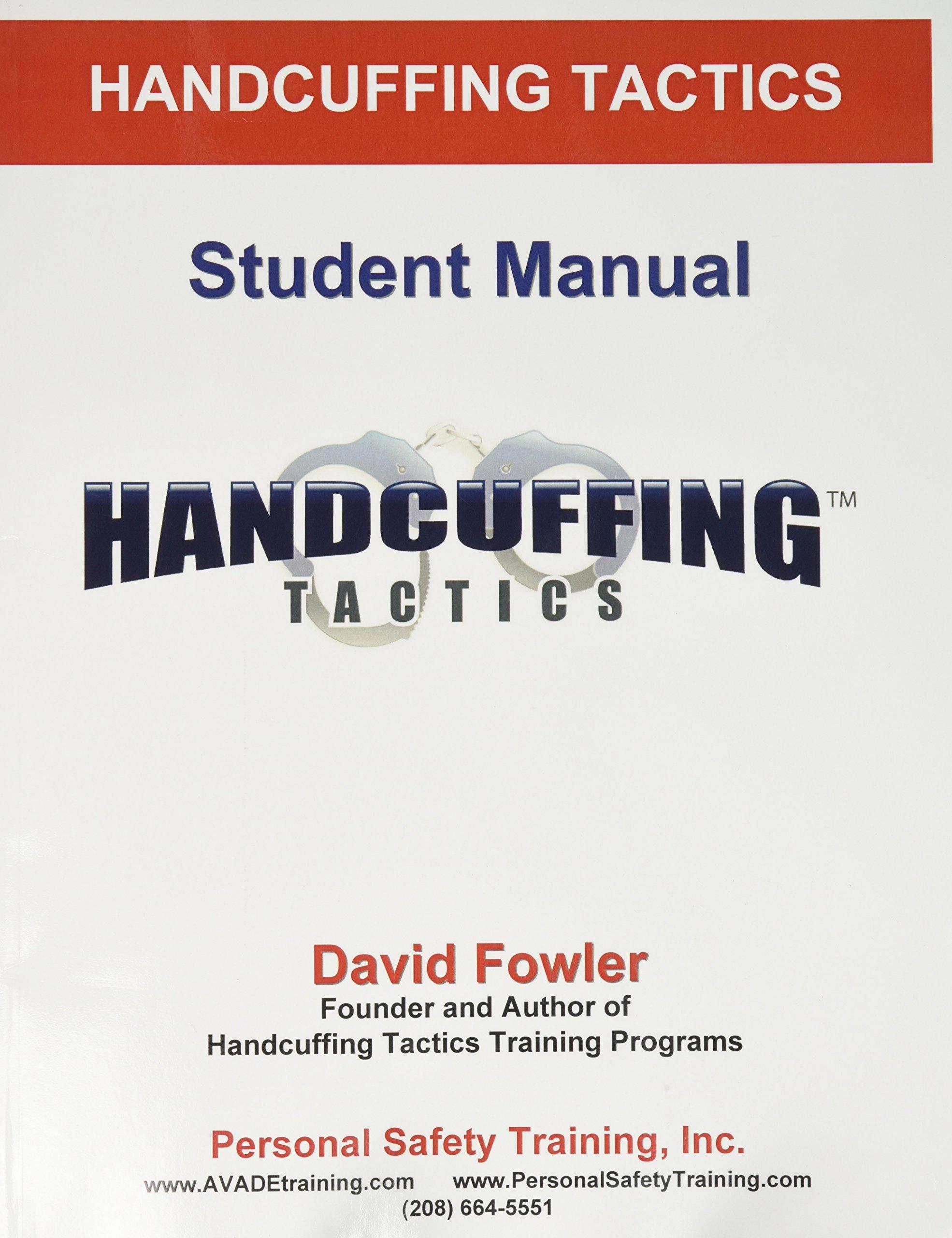 Amazon.in: Buy Handcuffing Tactics Book Online at Low Prices in India |  Handcuffing Tactics Reviews & Ratings
