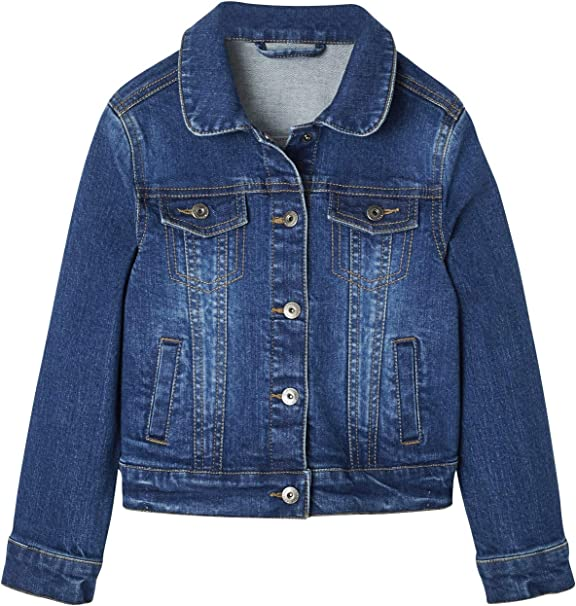amazon jeans jacke für mädchen