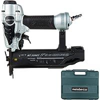 Metabo HPT Brad Nailer Kit, Pneumatic, 18 Gauge, 5/8-Inch up to 2-Inch Brad Nails, Tool-less Depth Adjustment, Selective…