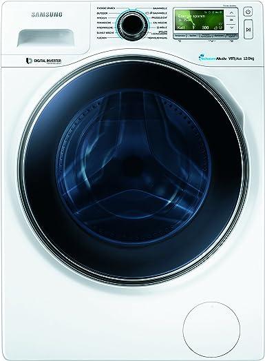 Samsung WW12H8400EW - Lavadora (Independiente, Color blanco ...