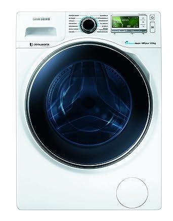 Samsung WW12H8400EWEG Waschmaschine/Frontlader/1400 UpM/12 kg ...
