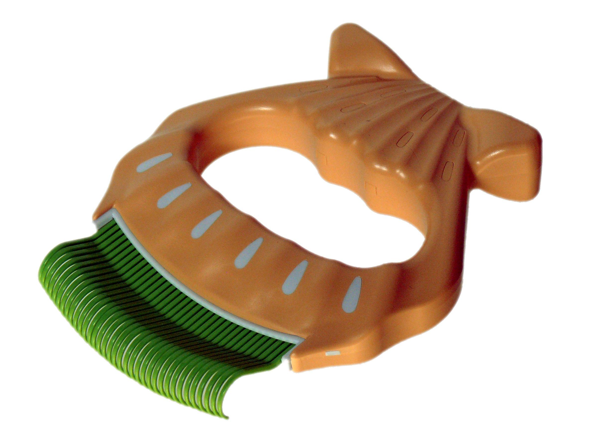 DIATOLIB Philocomb E2 a Gentle, Flexible, Grooming Comb for Pets