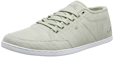 Boxfresh Sparko BSC FLK MESH LT Gry, Herren Sneakers, Grau (Light Grey) 9fa8f6bf44