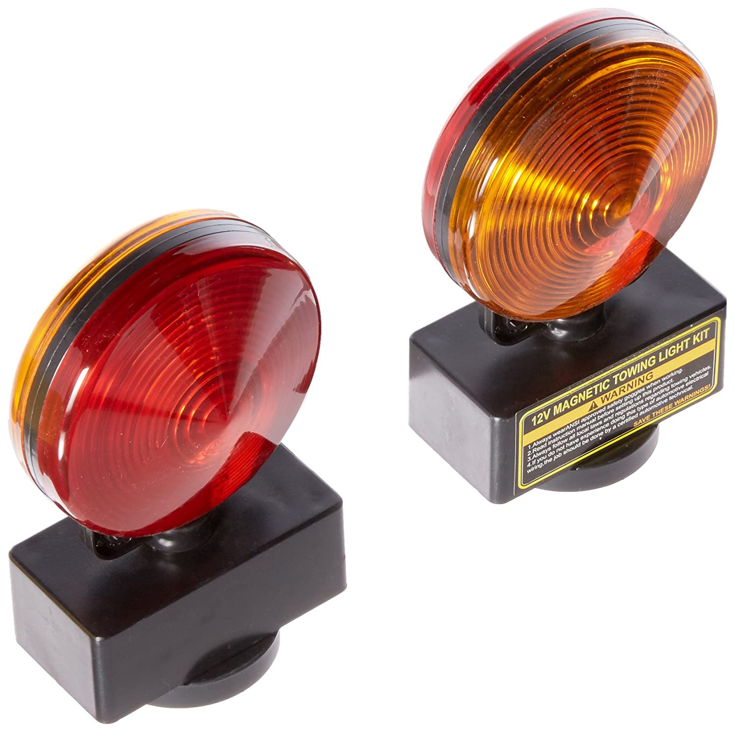 Pit Bull CHIL0115 Magnetic Towing Light, 12V Pitbull