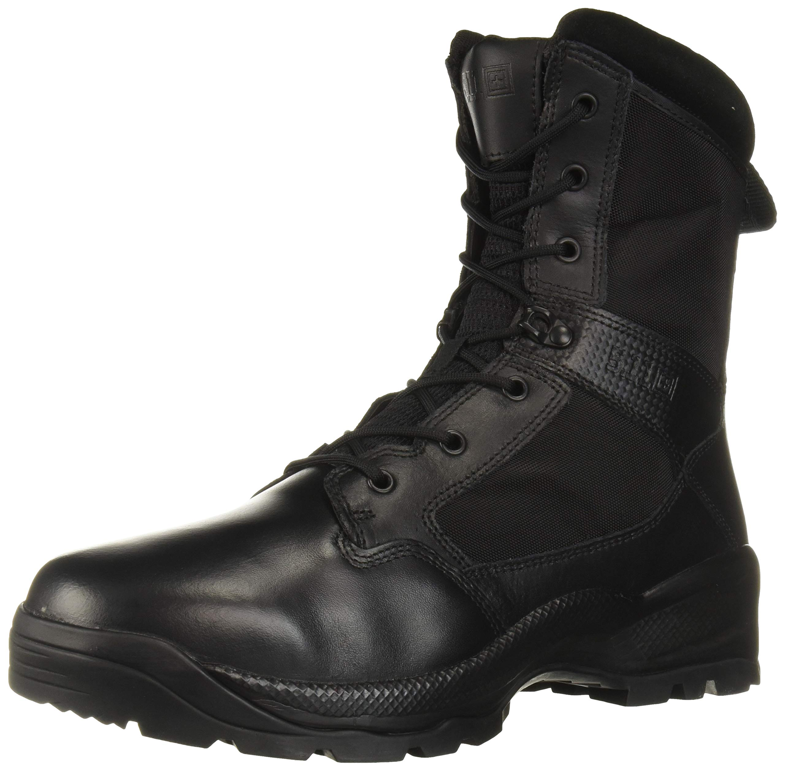 5.11 Men's ATAC 2.0 8'' Military Tactical Boot, Style 12391, Black, 10 Regular by 5.11