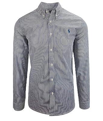 0a330184f5d6cd Ralph Lauren Herren Hemd gestreift Slim Fit S-M-L-XL-XXL