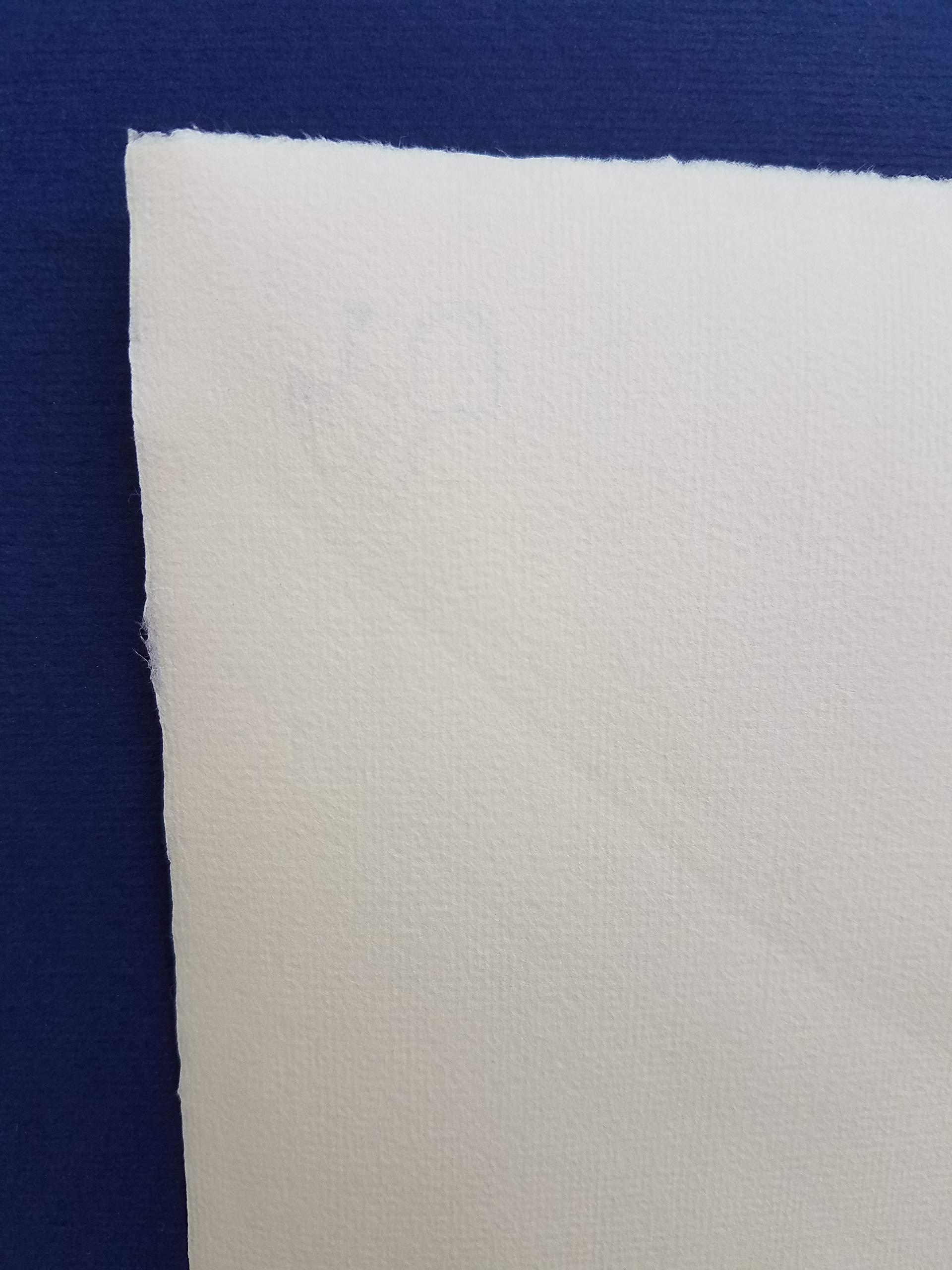 Hahnemuhle Ingres Paper, Antique 102, 19'' X 25'', 100 GSM (25 Sheet Package) by Hahnemuhle Ingres Antique