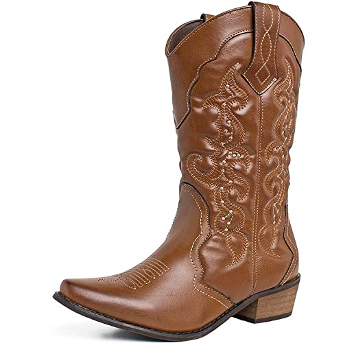SheSole - Stivali da Cowboy Donna  Amazon.it  Scarpe e borse 54ffbf7b7a7b