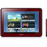 Samsung Galaxy Note 10.1 GT-N8000GRADBT 3G+WiFi Tablet (Quad Core Prozessor, 25,7 cm (10,1 Zoll) Display, 5 Megapixel Kamera, 16GB Speicher, Android 4.0) garnet-red