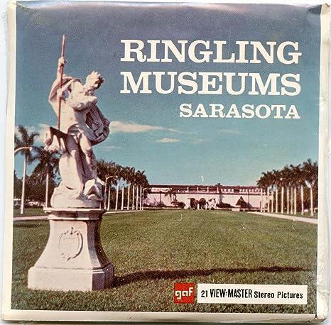 Amazon com: Classic ViewMaster -Ringling Museums, Sarasota, Florida