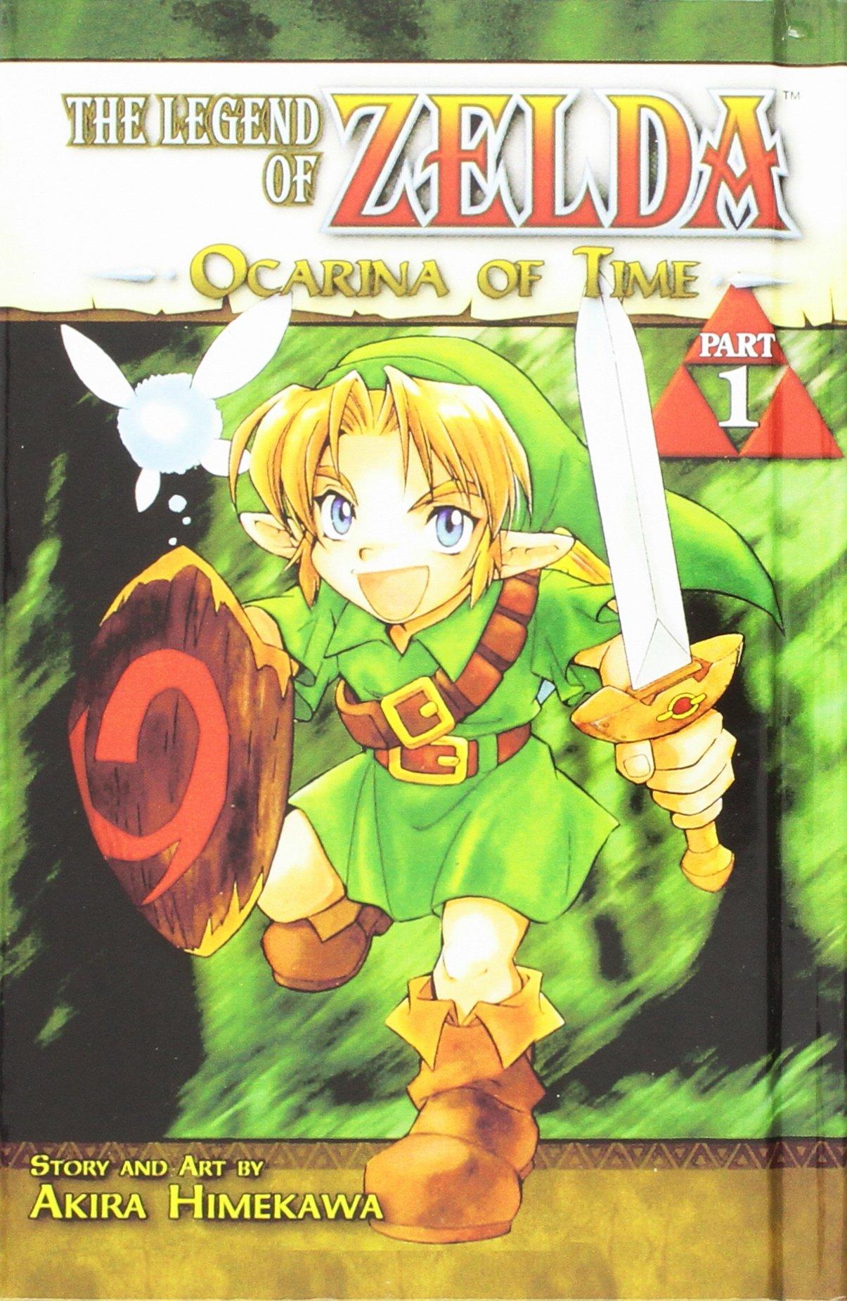 Buy The Legend of Zelda 1: Ocarina of Time Book Online at