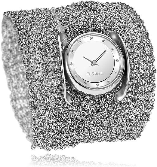 breil bracciale collana orologio