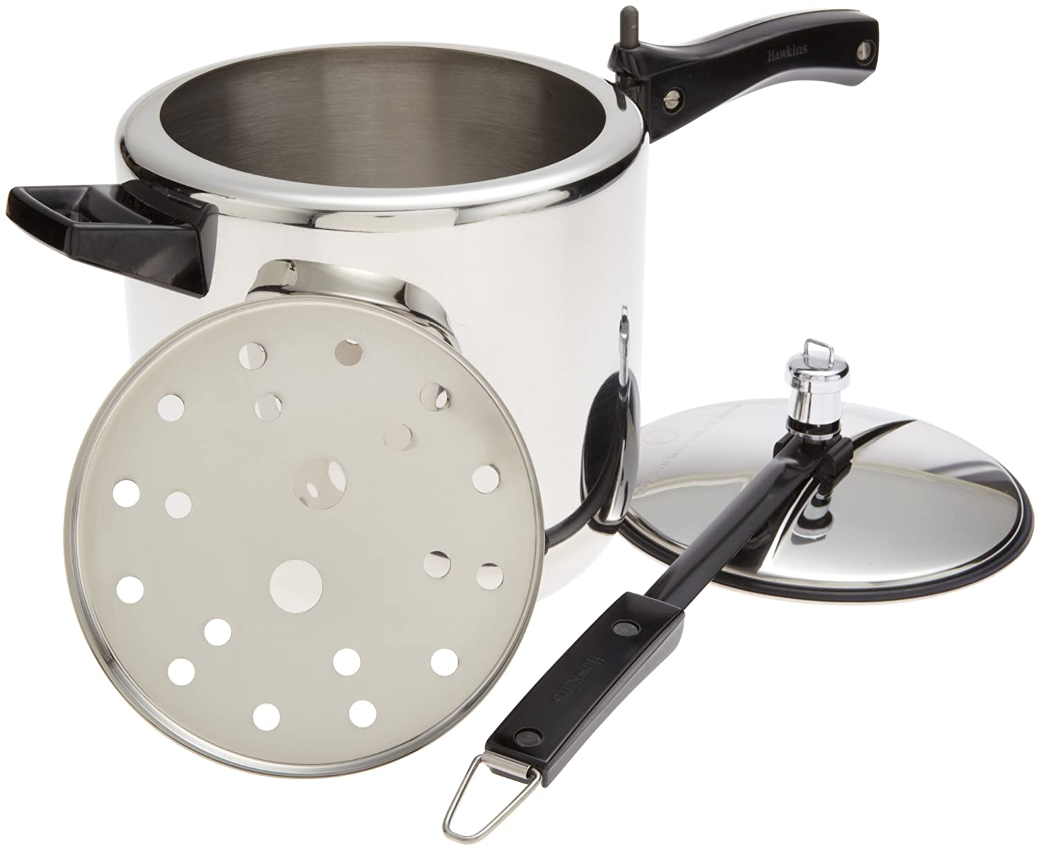 Buy Hawkins Stainless Steel Pressure Cooker 6 Litres Silver Online Induction Circuit Boardelectric Cookerinduction At Low Prices In India