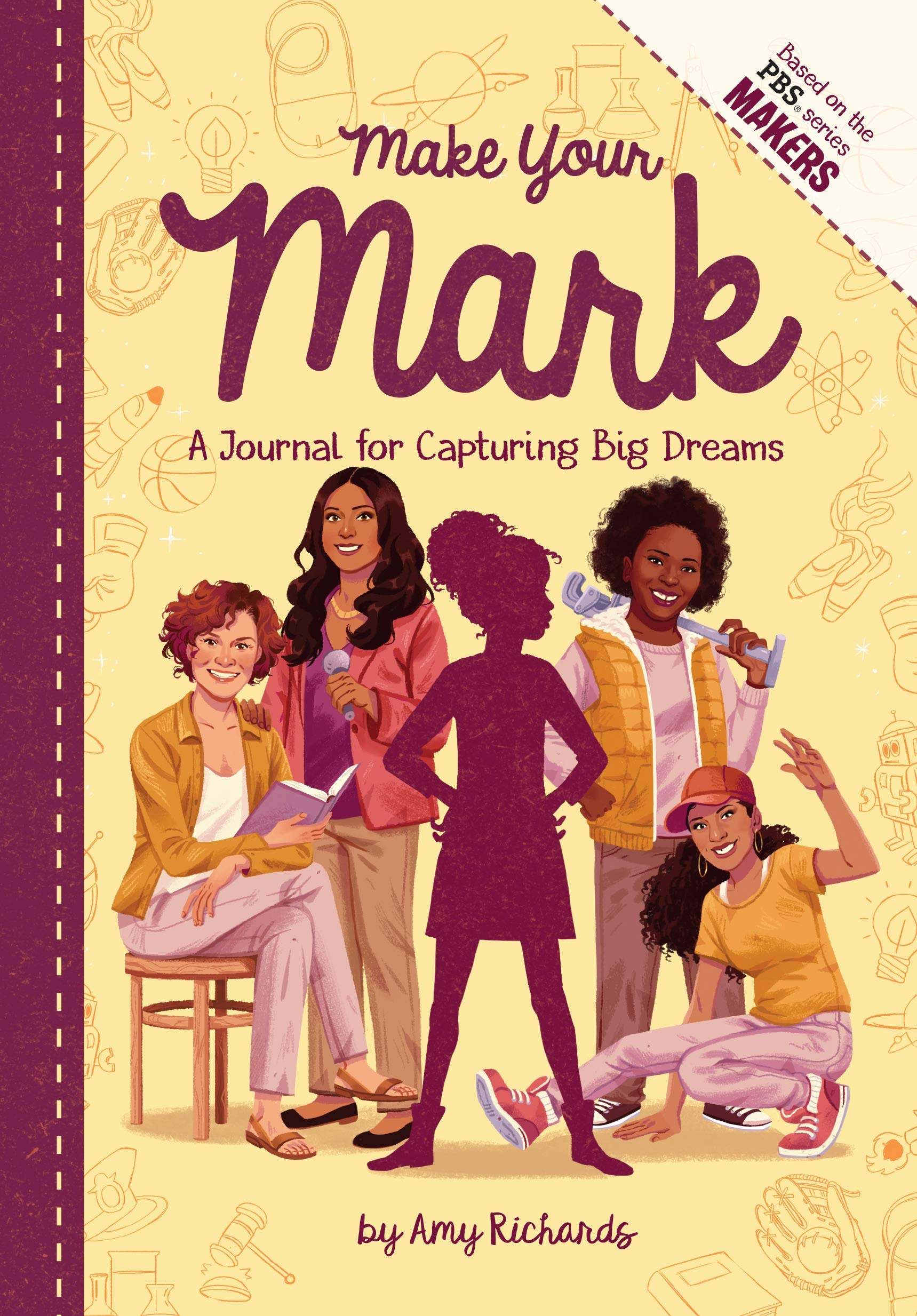 Image result for Make Your Mark: A Journal for Capturing Big Dreams