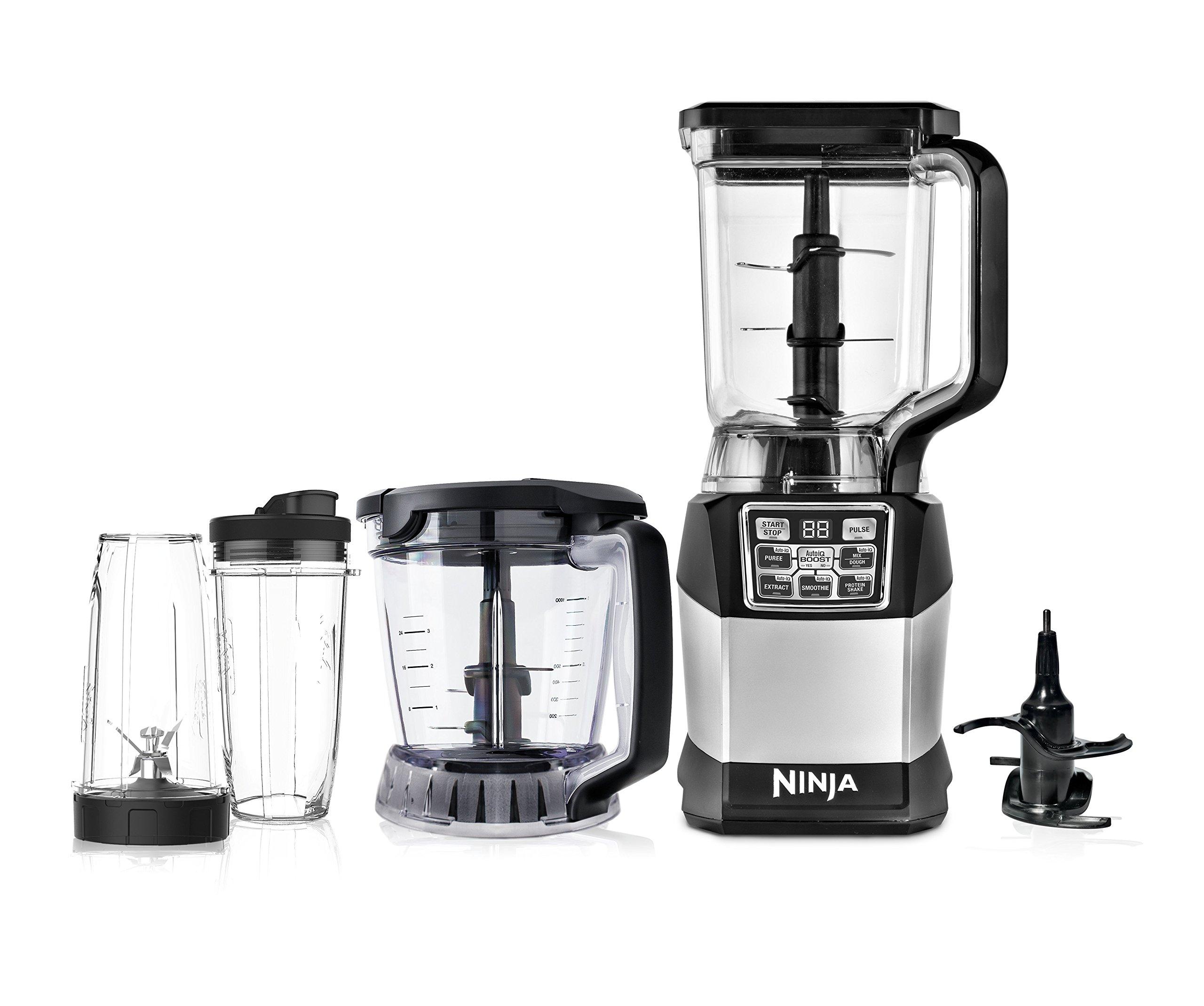 Ninja Kitchen System with Auto-iQ Boost (BL494) by SharkNinja (Image #2)