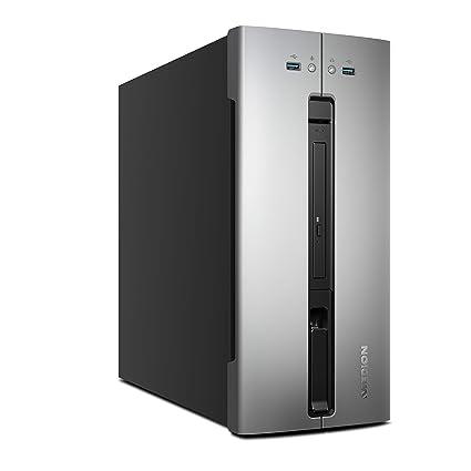 MEDION Akoya M80 - Ordenador de sobremesa (Intel Core i7-9700, RAM de 8GB DDR4, 1TB HDD + 128GB SSD, Tarjeta gráfica integrada, Windows 10) color ...