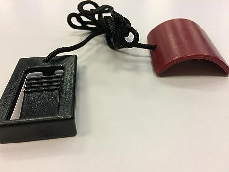 Clave de seguridad cinta de correr - para cintas de 13 diferentes ...