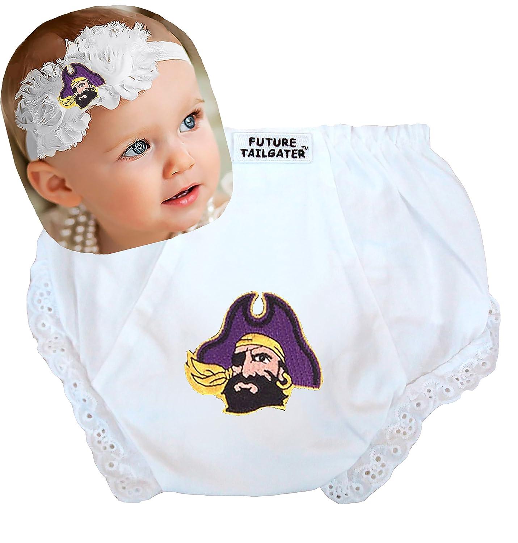Future Tailgater East Carolina Baby Diaper Cover