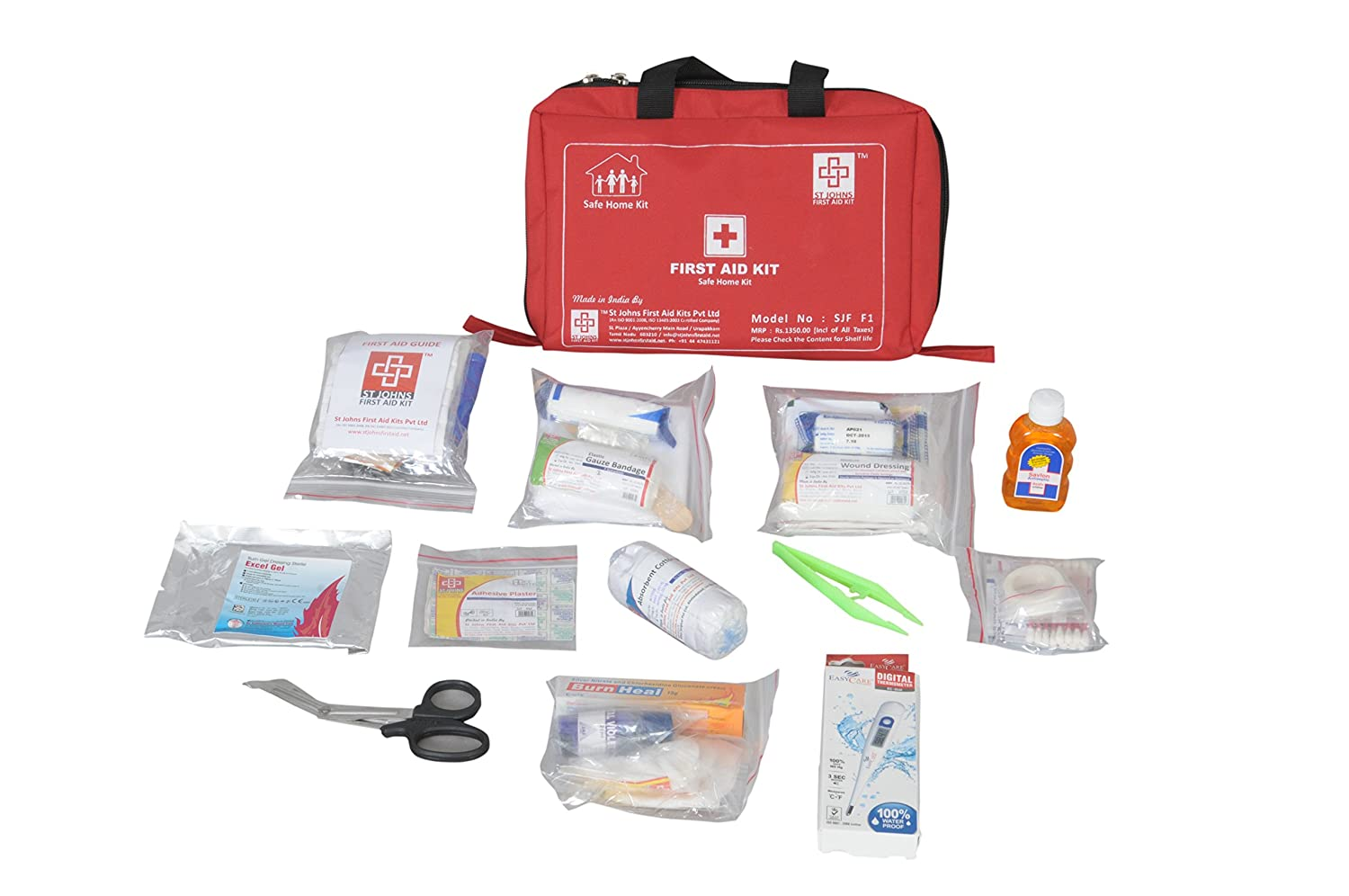 Home first-aid kit: everything about the first-aid kit