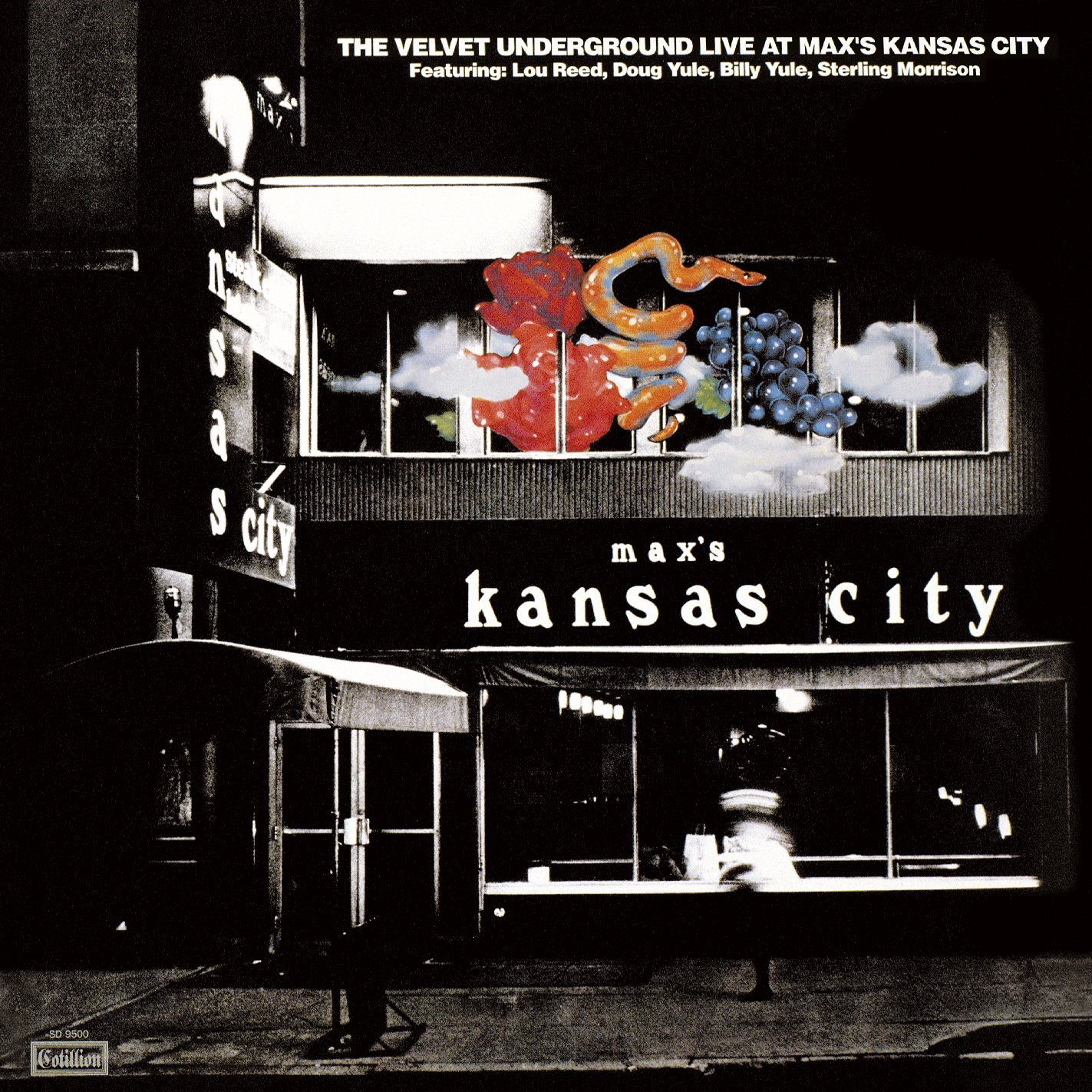 Live At Max's Kansas City (2 CD)