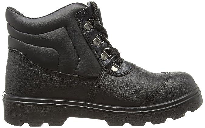 Toesavers 2417 - Calzado de protección Unisex adulto, Negro (Black), 42: Amazon.es: Industria, empresas y ciencia