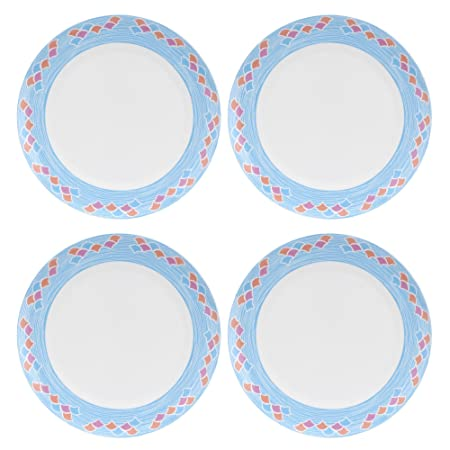 Royal Worcester Up Up u0026 Away Set of 4 Dinner Plates Round 27.5cm/10.8u0026quot  sc 1 st  Amazon UK & Royal Worcester Up Up u0026 Away Set of 4 Dinner Plates Round 27.5cm ...