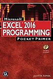 Excel 2016 Programming Pocket Primer