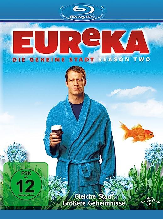 EUReKA - Season 2 [Blu-ray]