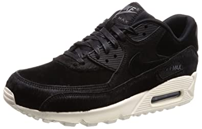 Nike Women's Air Max 90 LX Black/Black Dark Grey