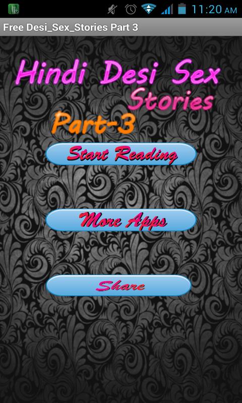 Hindi sex story application