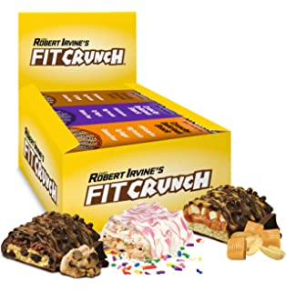 FITCRUNCH Snack Size Protein Bars