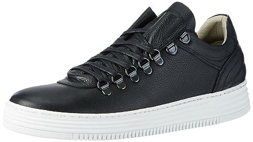 Buffalo Men ES 30907 MAGGIA, Zapatillas para Hombre, Negro (Preto 01), 43 EU: Amazon.es: Zapatos y complementos