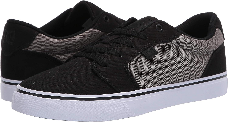 DC Mens Anvil Tx Se Skate Shoe