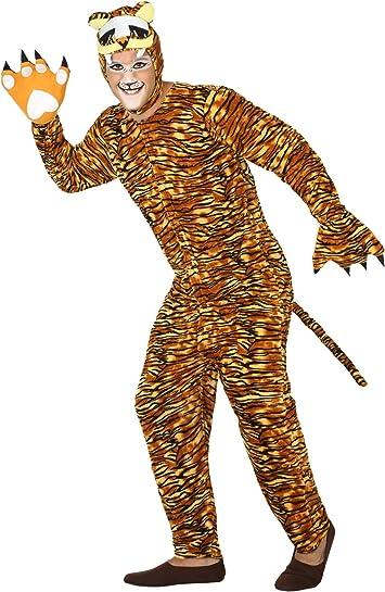 Atosa- Disfraz tigre, XL (15469): Amazon.es: Juguetes y juegos