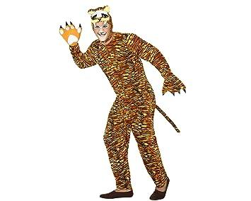 Atosa- Disfraz Tigre, M-L (15464): Amazon.es: Juguetes y juegos
