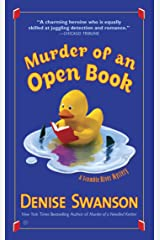 Murder of An Open Book (Scumble River Mysteries 18) Kindle Edition