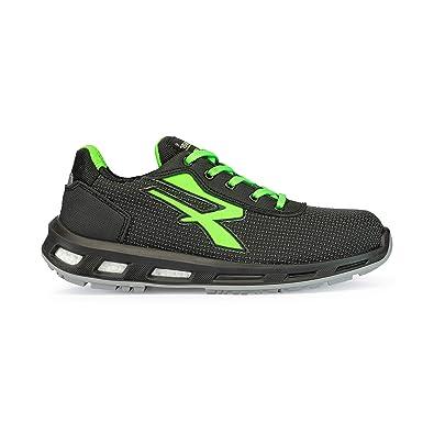 bas prix 47390 036a1 U-Power Chaussures DE SÉCURITÉ Strong S3 SRC REDLION