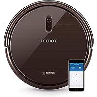 Ecovacs Deebot N79S - Robot Aspirador navegación aleatoria, App y Alexa, Wifi, 4 modos de limpieza, 2 niveles de succión…