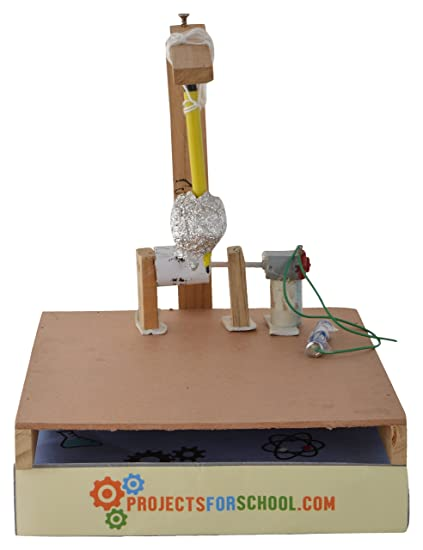 Buy seismograph school science project working model diy kit seismograph school science project working model diy kit science game solutioingenieria Image collections