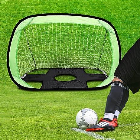 Folding Children Soccer Goal Door Set Kid Soccer Gate Toy Mini Soccer Goal  Mini Football Goal