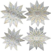 Artscape 02-3704 Nordic Stars Window Accent 30.48 x 30.48 cm