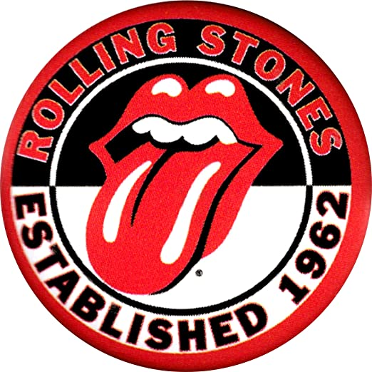 Image result for rolling stones logo