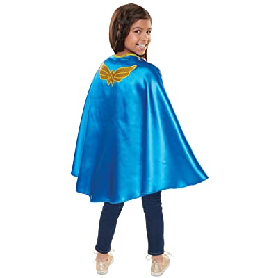 DC Super Hero Girls Wonder Woman Cape Costume: Toys & Games