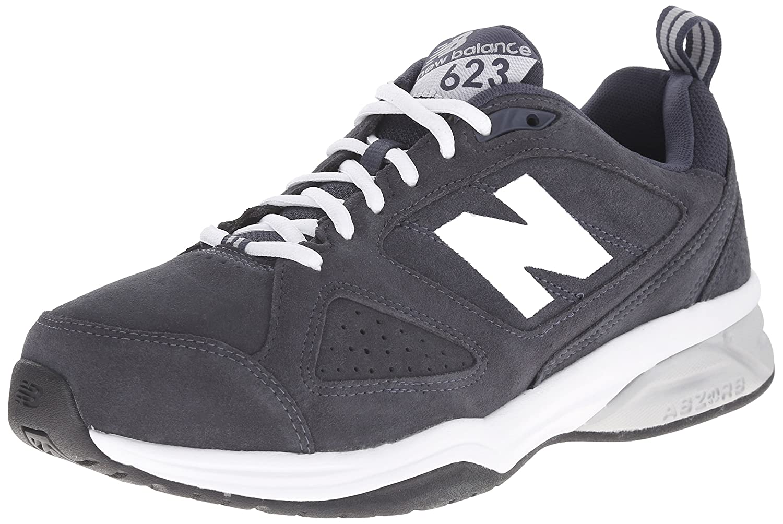New Balance Men's MX623v3 Training Shoe B00V3QRYBI 11.5 4E US|Navy