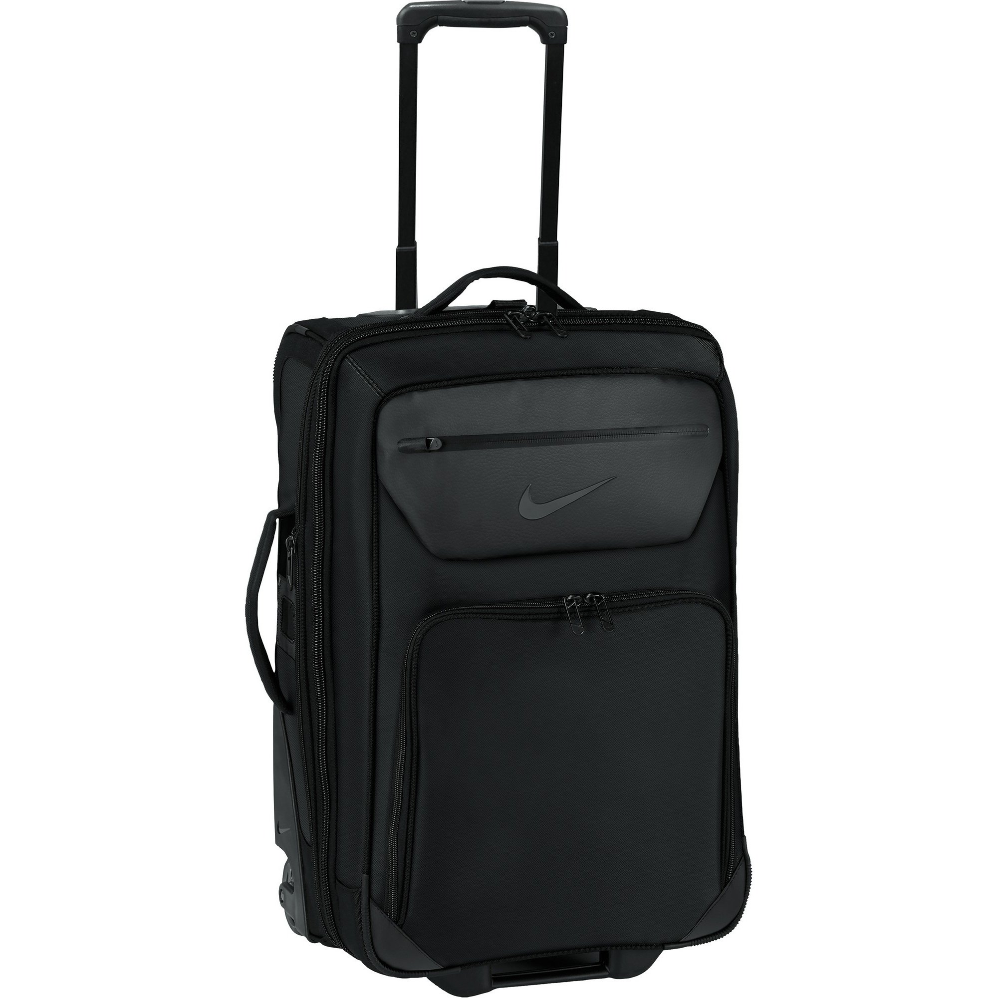 Nike Departure III Roller Luggage Bag (One Size) (Black)