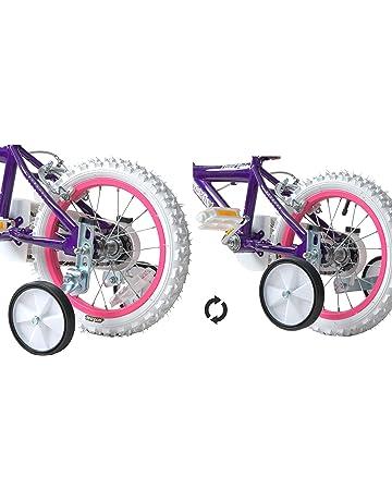 Ammaco Balance Pal Kids Bike Grab Handle Parent Pole Safety Stabiliser Training Aid Adjustable 3//8 Axle